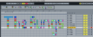 the rungs ableton