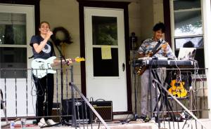 at porchfest 2013