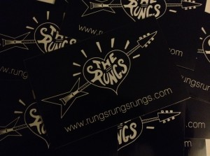 The Rungs stickers