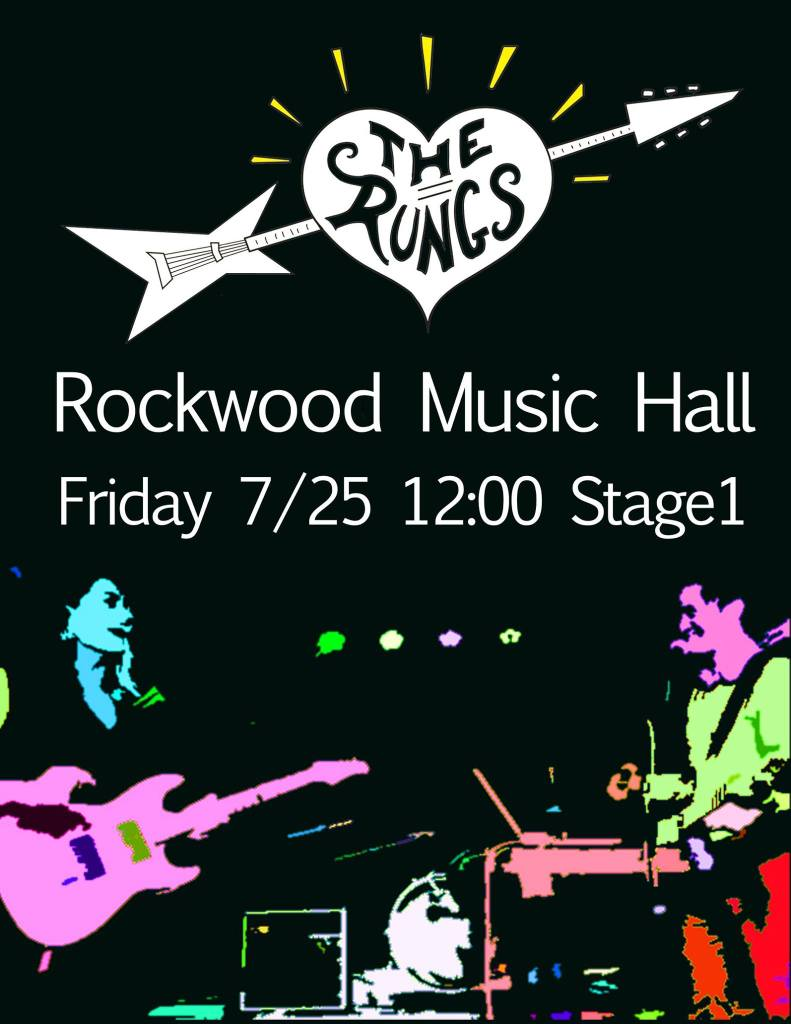 The Rungs 7/25 Rockwood