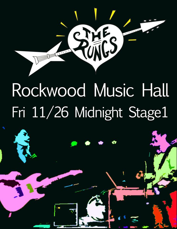 The Rungs at Rockwood 11/26