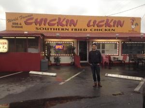 chickenlickin