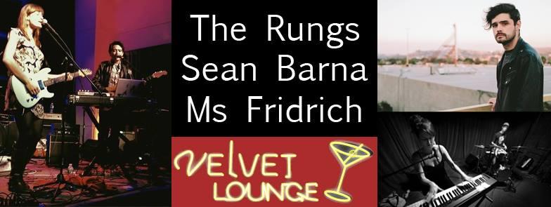 Velvet Lounge 12/19
